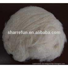 Elfenbein wertvolle Fasern Kaschmir