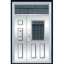 Puerta de acero inoxidable (FXSS-010)