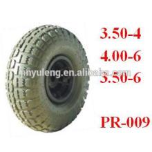 rubber wheel 8,10, 12, 13,14, 15,16,18inch for wheelbarrow