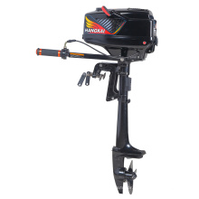 Small 2 Stroke Water Cooled 3.6HP Hangkai Motor Boat Outboard