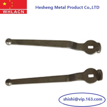 Precision Investment Lost Wax Casting Level Handle