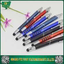 Corporate Gift Quality Metal Pen With Stylus