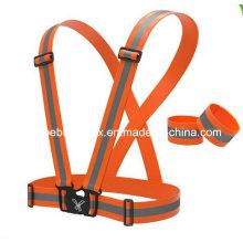 Flourescent Orange Safety Belt