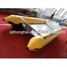 CE high-Speed-Katamaran Sport Schlauchboot