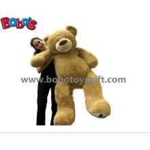 Big Plush Giant Teddy Bear 5 Foot Tall Tan Color Soft New Year Gift Bear Toys