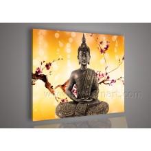 Wand-Dekor-Buddha-Kunst-Ölgemälde auf Segeltuch