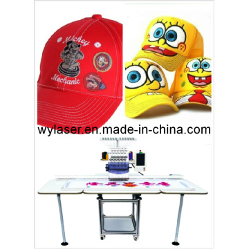 Barudan Embroidery Machines Single Head Hand Craft Cross-Stitch Cap Embroidery Machine Wy1501CS