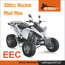 300cc Atv Mad Max Racing EEC Approval