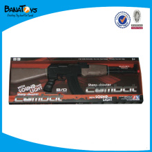 shaking gun,B/O toy gun with sound,electrical toy gun with music