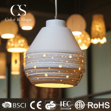 Diseño de moda decoración del hogar lámparas de techo para la venta