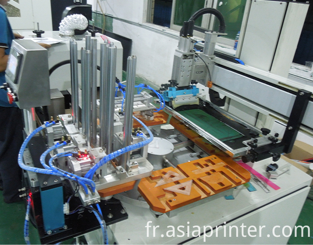 automatic flatbed UV Printer