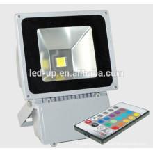 Luz do projector do diodo emissor de luz do RGB 100W do regulador IP65 conduzida