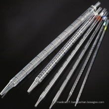 Medical Disposable Glass Serological Pipette