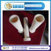 Four à haute température Tubes en céramique Alumina d'occasion avec meilleur prix