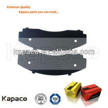Kapaco горячая тормозная колодка и прокладки для тормозной колодки D1399