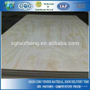 Pine Veneered Plywood