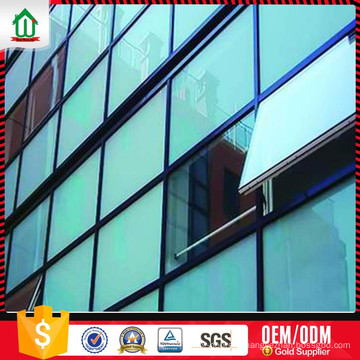 Nouvelle arrivée simple conception sur mesure en aluminium mur rideau Nouvelle arrivée simple conception sur mesure en aluminium mur rideau