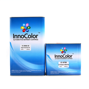 Innocolor Hyper Fast Clear Coat для кузова Auto Body