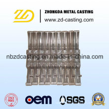 OEM High Chrome Cast Iron Investment Casting for Steel Making