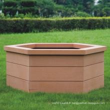 High Quanlity Wood Plastic Composite / WPC Flower Box970 * 846 * 463