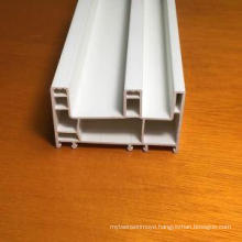 Sliding uPVC Profile Door Frame PVC Window Frame