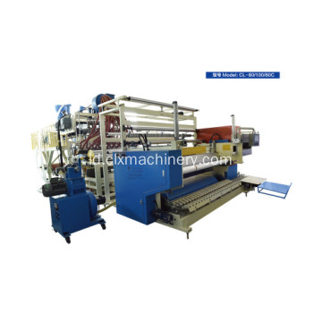 Multilayer LLDPE Wrapping Film Making Unit