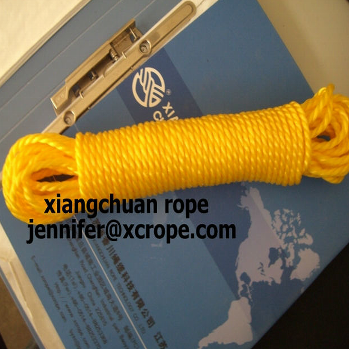 PP danline rope colored 32mm pp rope colored 12mm pp rope