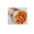 Cylindrical aroma Christmas candlestick candle