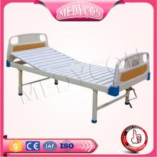 Eine Kurbel manuelle medizinische Krankenhaus verstellbares Bett