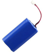18650 1S2P 3.7V 5500mAh Li Ion Battery Pack