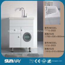 Hot Selling Laundry Furniture with Basin