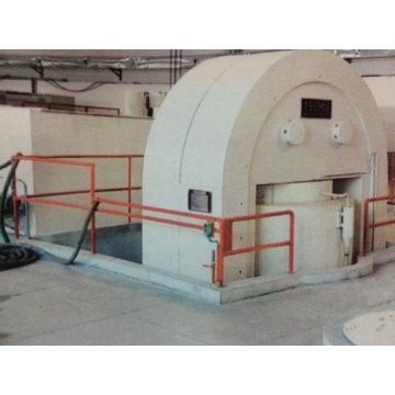 auto-matic brick hydrualic press machine