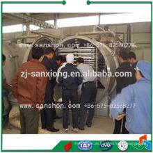 Máquina de liofilización de vacío vegetal