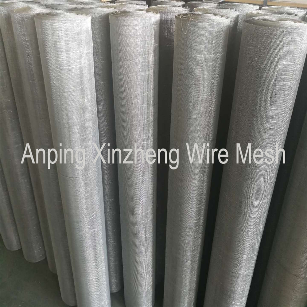 Stainless Steel Twill Netting