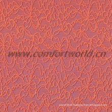 Lace Fabric with Elastic