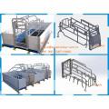 Quality Custom Pig Farming Equipment Pig Farrowing Crates Manufacturer