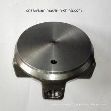 Moulage en acier au carbone et usinage CNC pour cylindre hydraulique