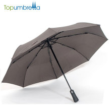3 раза Автоматический открытый и близкий зонтик