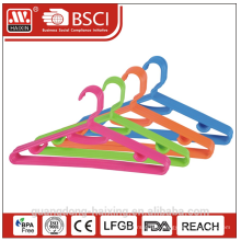 Good quality clothes hanger, colorful hanger for garment