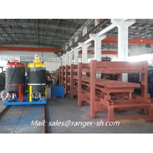 Discontinuous PU Sandwich Panel Roll forming machine/PU sandwich panel making machine line