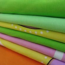CVC32x32 130x70 Soft Peach Printing Hometextile Fabrics