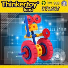 Bricolage Toy Building Block Puzzles Toy