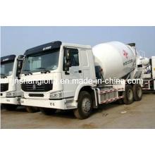 Camion de mélangeur de camion de mélangeur de HOWO 6X4 / 7m3