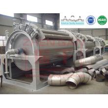 Secadora de secado Tres secador de tambor rotativo Serie HZG secadora