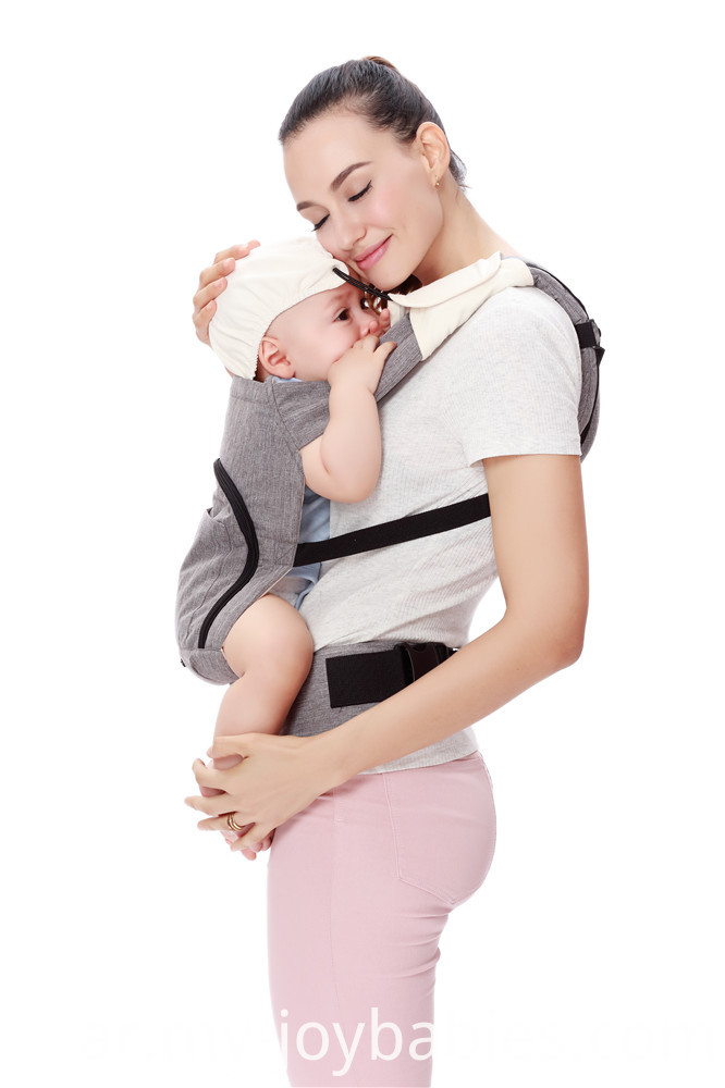 Ergonomic Lightweight Padded Baby Carrier