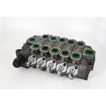 Multipoort Multi way Valve