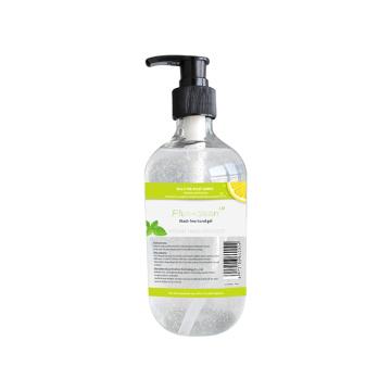 500ML Lemon Flavor Hand Gel