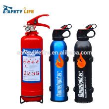 Voiture colorée d'extincteur d'incendie / mini extincteur / équipement de sécurité de cuisine