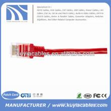Câble de réseau complet de qualité supérieure Cat5e en cuivre