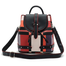 2015 Fashionable PU Backpack Made of Eco-Friendly Material